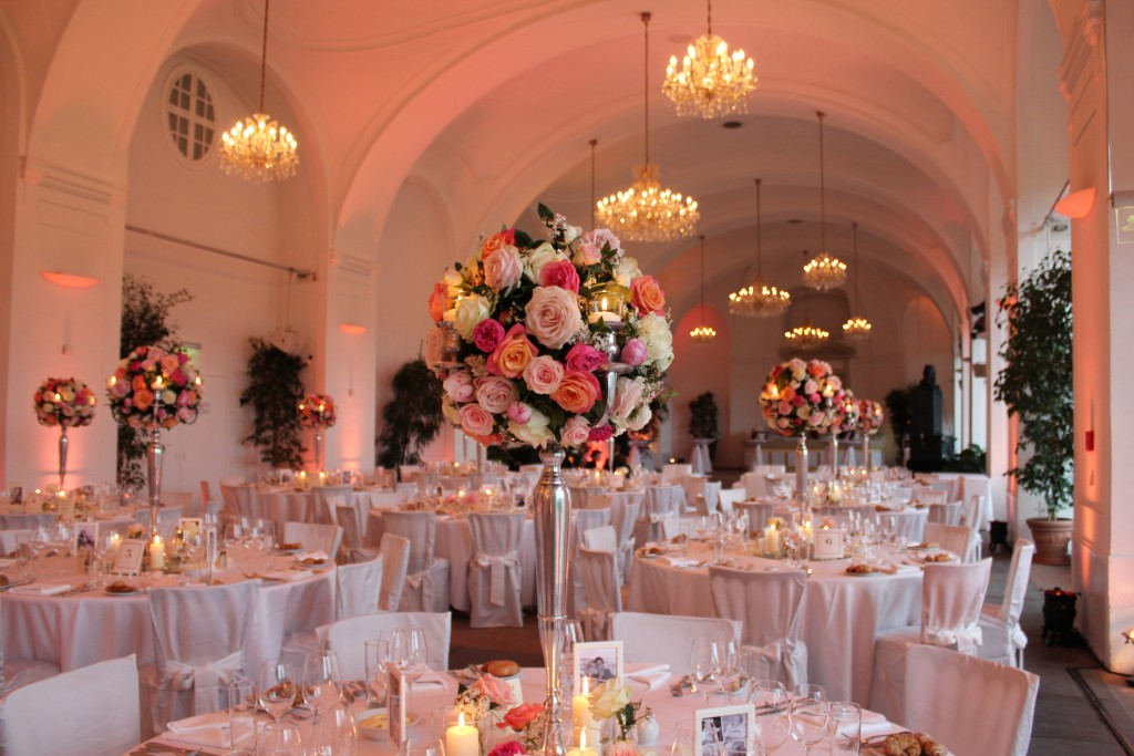 Unforgettable celebrations at the Schönbrunn Palace ...